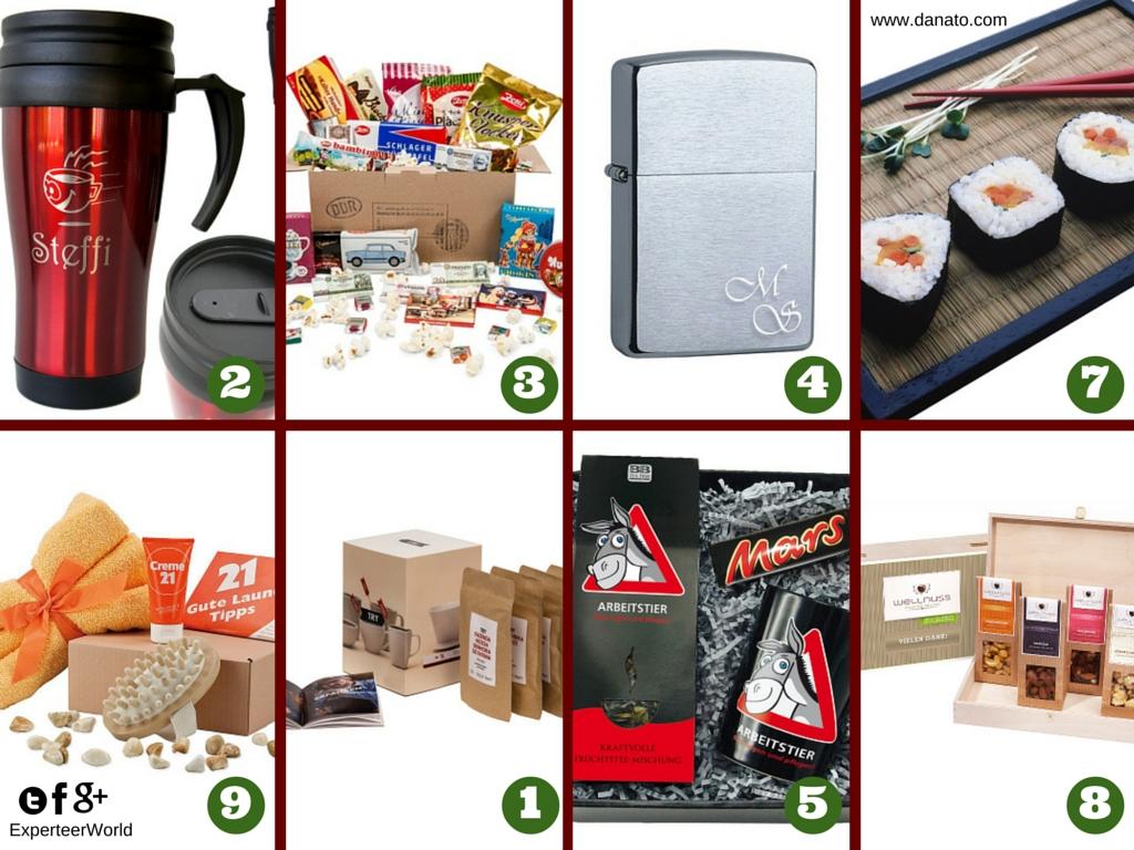 10 gift ideas for your boss - experteer magazine