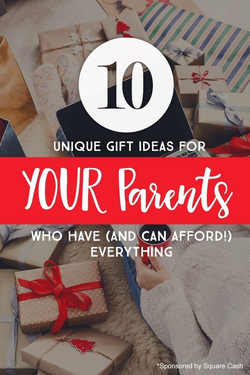 10 Awesome Christmas Gift Ideas For Parents Who Have Everything 10 gift ideas for your parents who have everything unique 2 2020