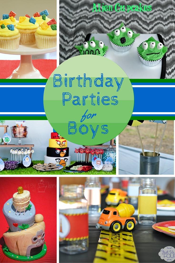 10 Pretty Fun Birthday Ideas For Kids 10 great birthday party themes for boys birthday party themes 10