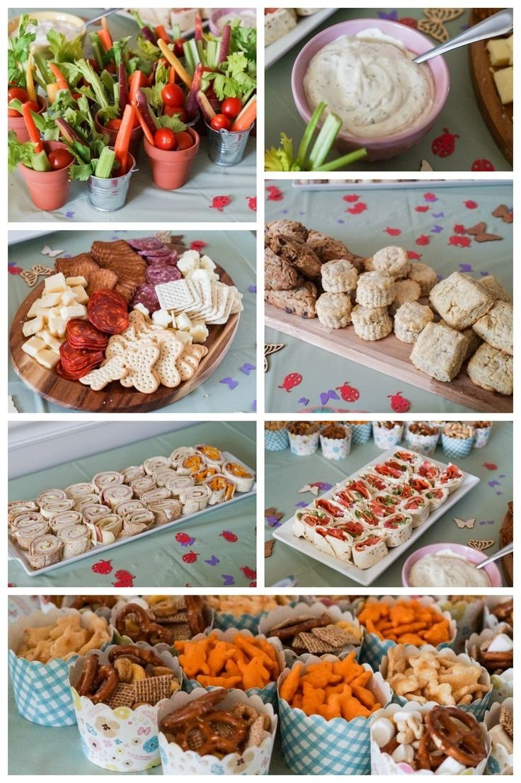 10 Unique Food Ideas For One Year Old 10 great finger foods for a first birthday party finger foods 2