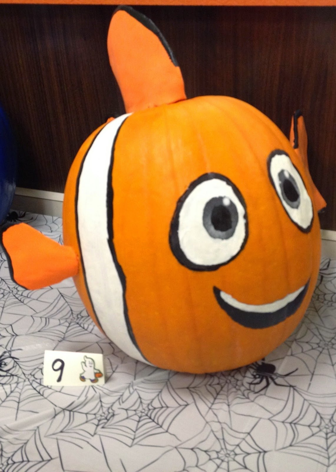 10 Stunning No Carve Pumpkin Decorating Ideas For Kids 10 halloween no carve pumpkin ideas of favorite kids characters 4 2020