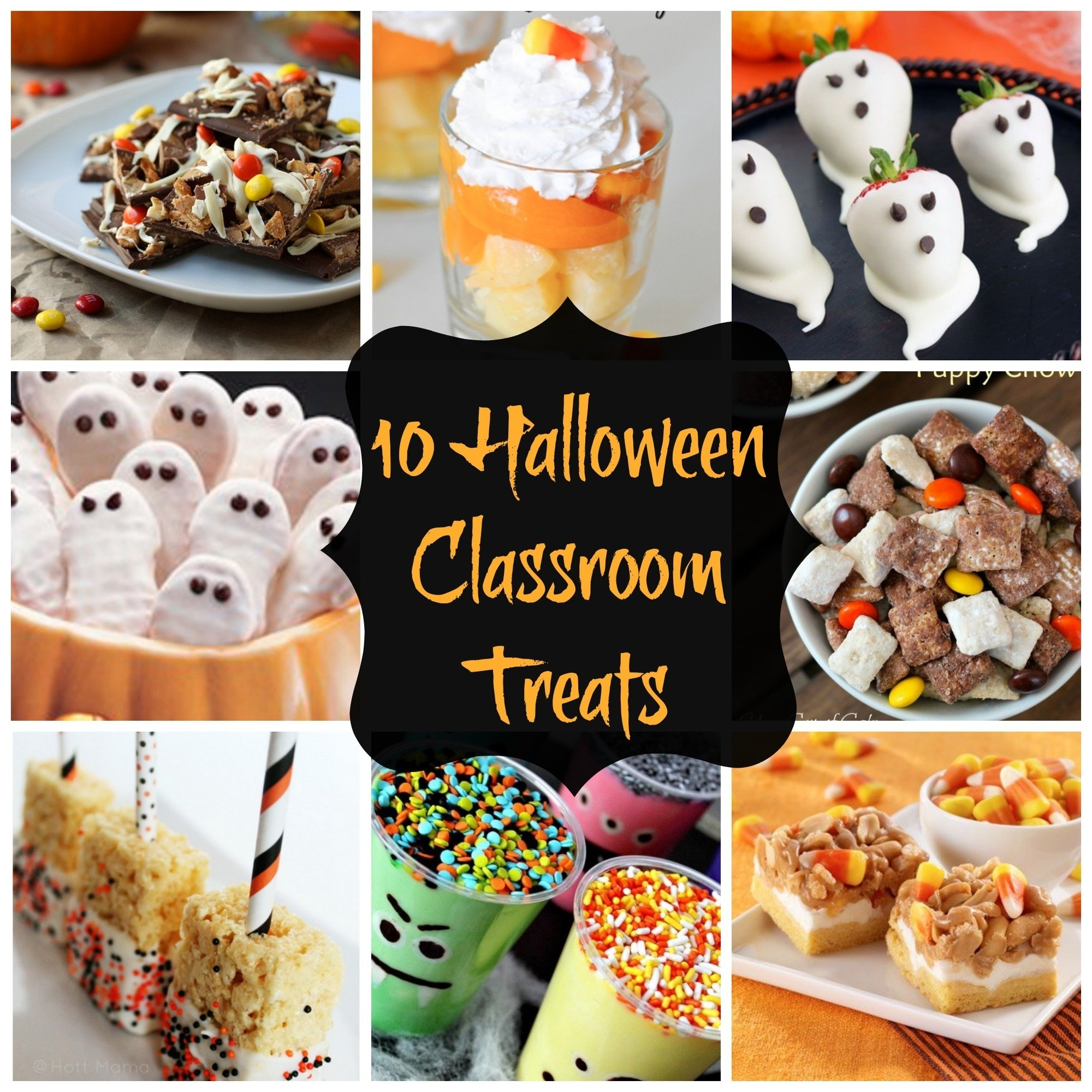 10 halloween treats for the classroom - savvy sassy moms