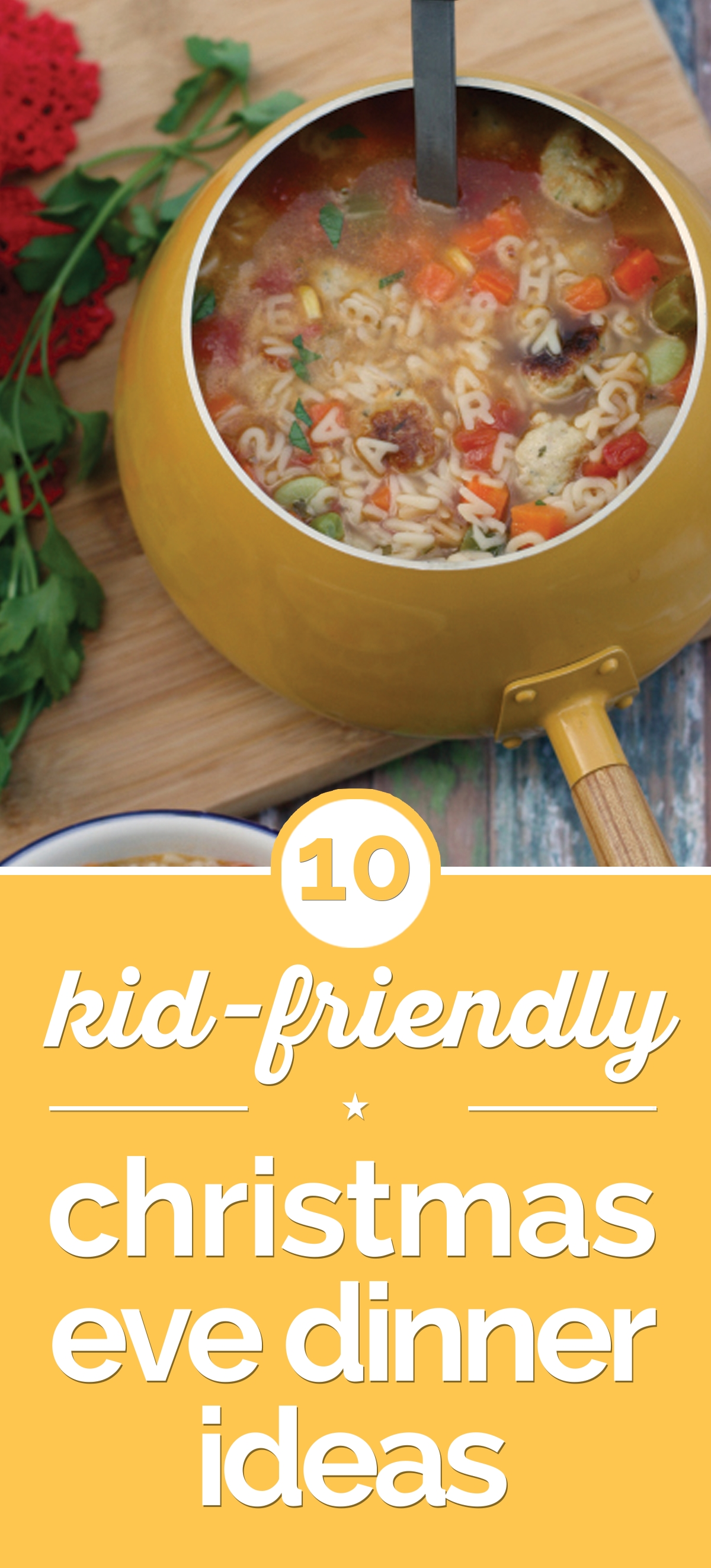 10 kid-friendly christmas eve dinner ideas - thegoodstuff