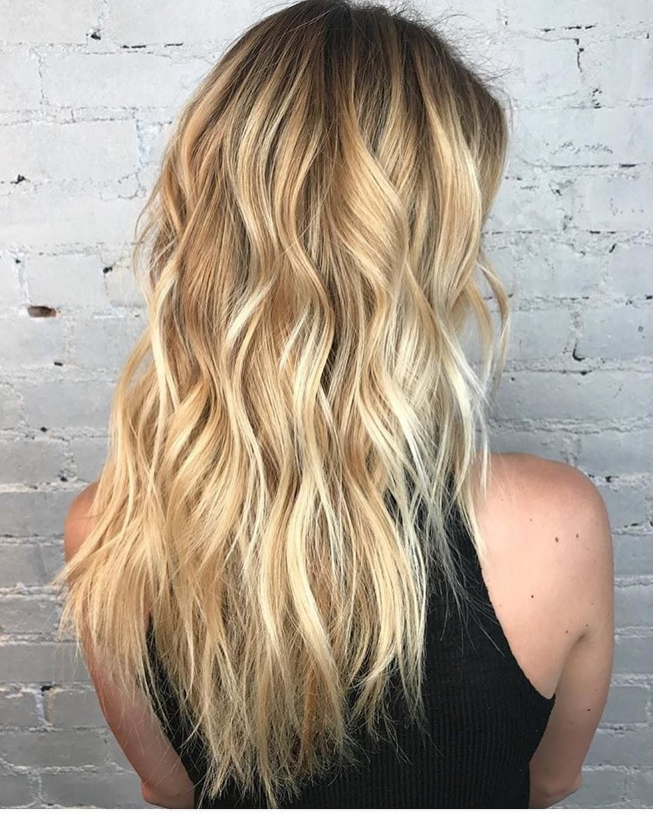 10 Elegant Haircut Ideas For Long Hair 10 layered hairstyles cuts for long hair in summer hair colors 3 2020