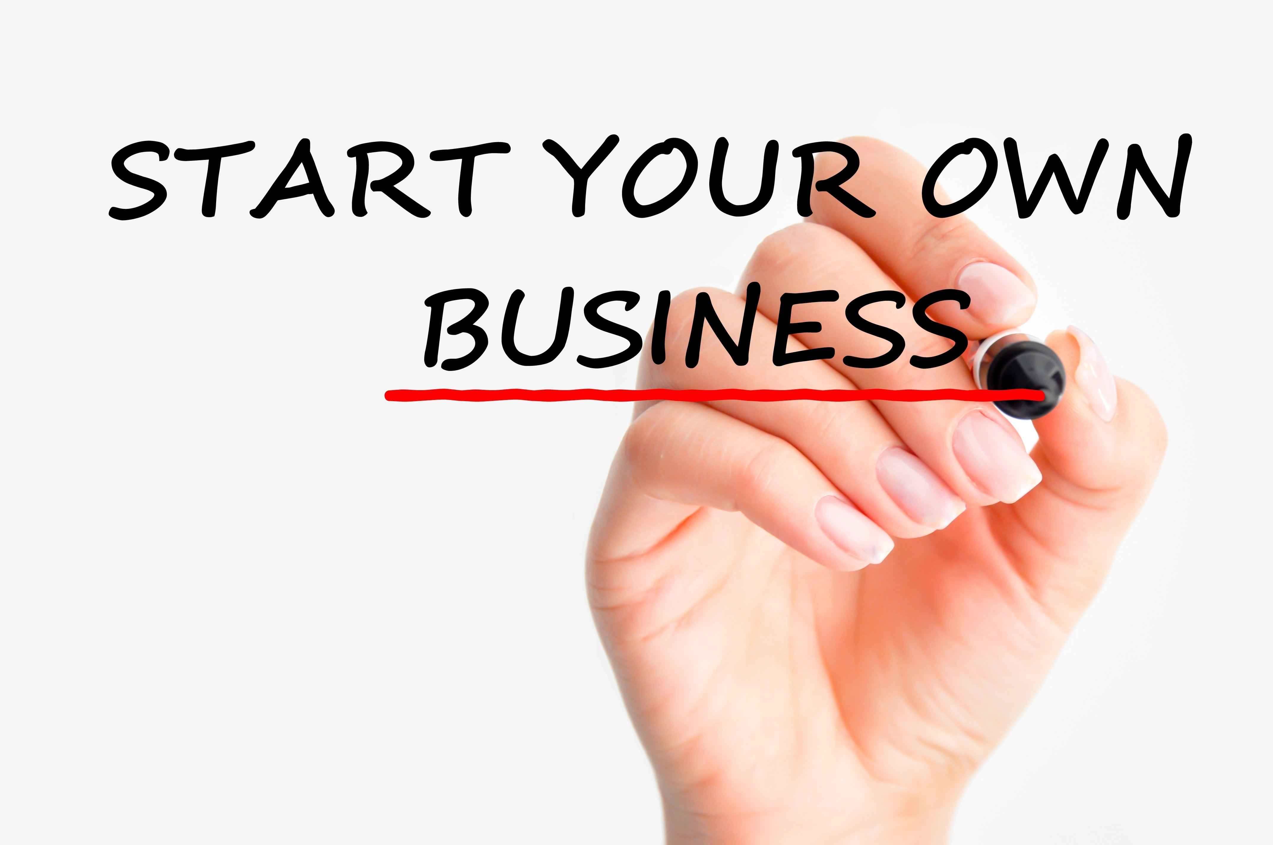 10 low cost ideas to start your own business | start your business