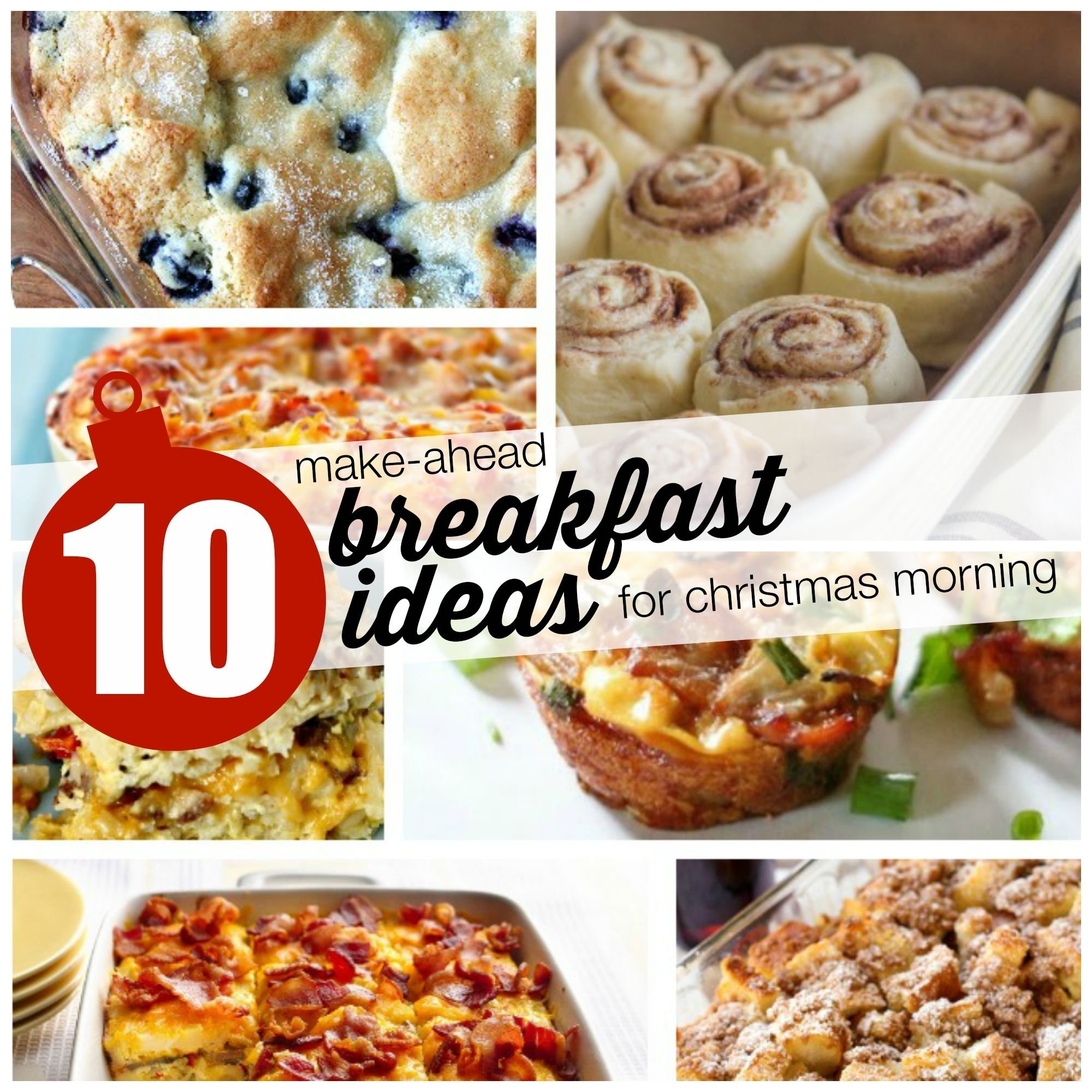 10 Perfect Breakfast Ideas For Christmas Morning 10 make ahead breakfast ideas for christmas morning 2021