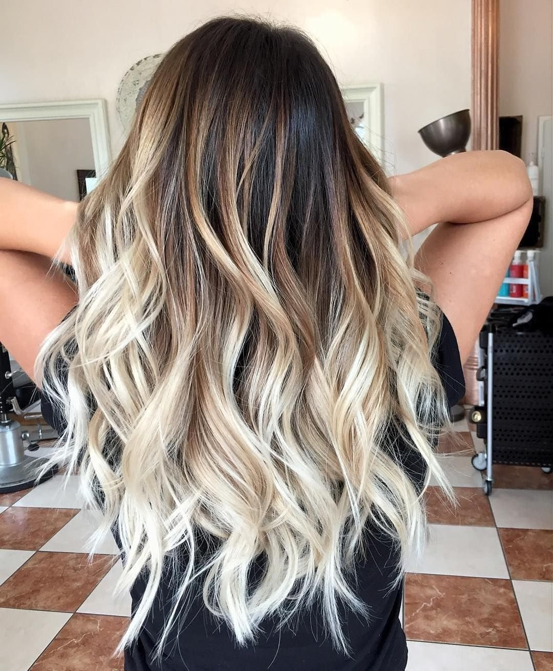 10 Perfect Shoulder Length Hair Color Ideas 10 medium length hair color heaven women medium hairstyles 2018 3