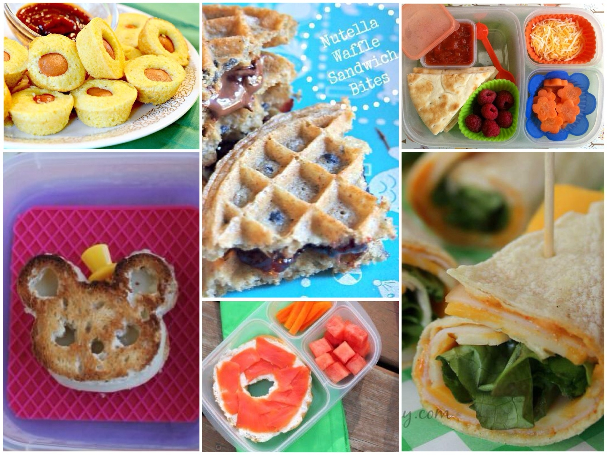 10 Amazing Packed Lunch Ideas For Kids %name 2020