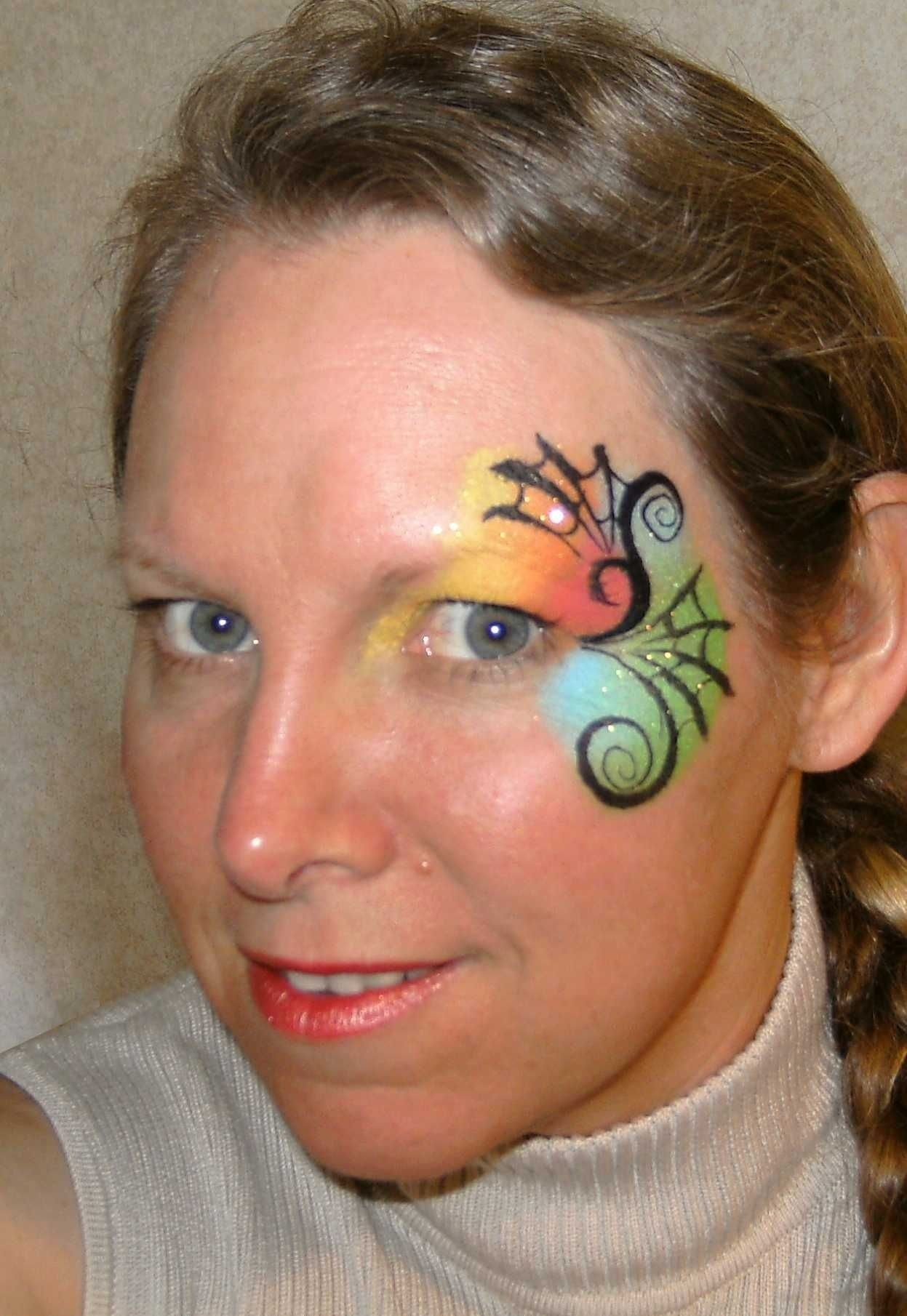 easy face painting ideas face painting supplies on illusionz face