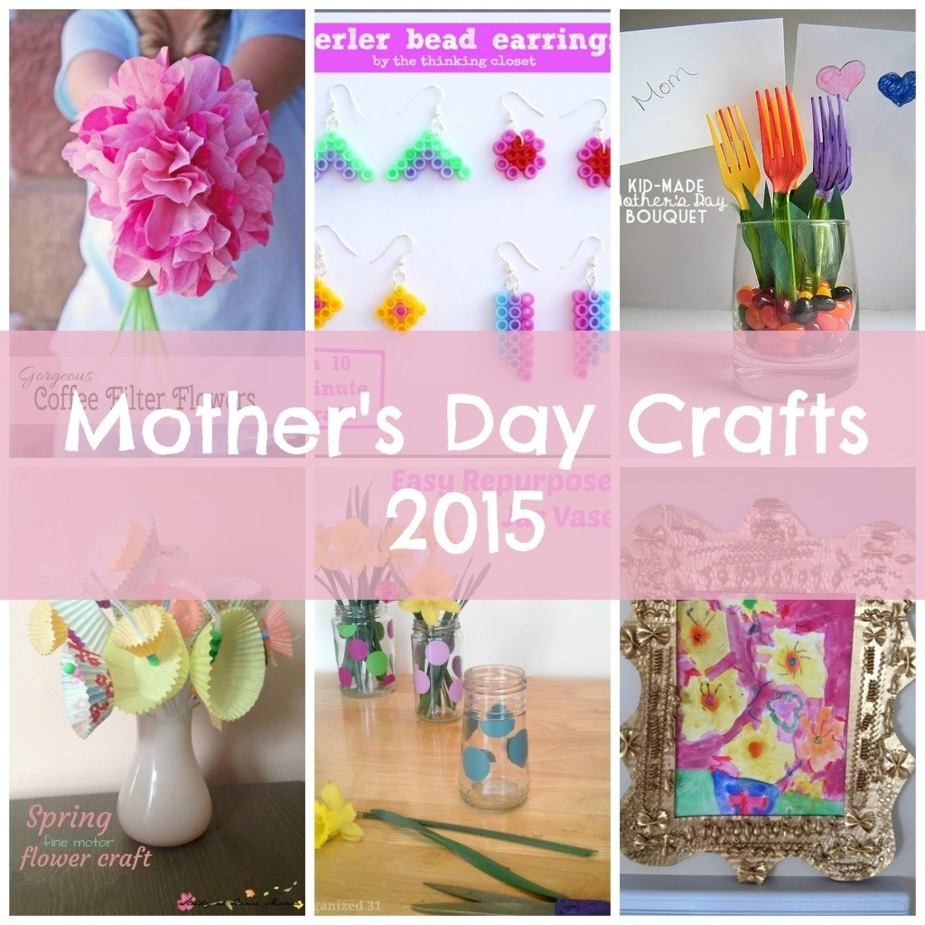 10 Awesome Cute Mothers Day Craft Ideas 10 mothers day crafts for kids the bright side of reality