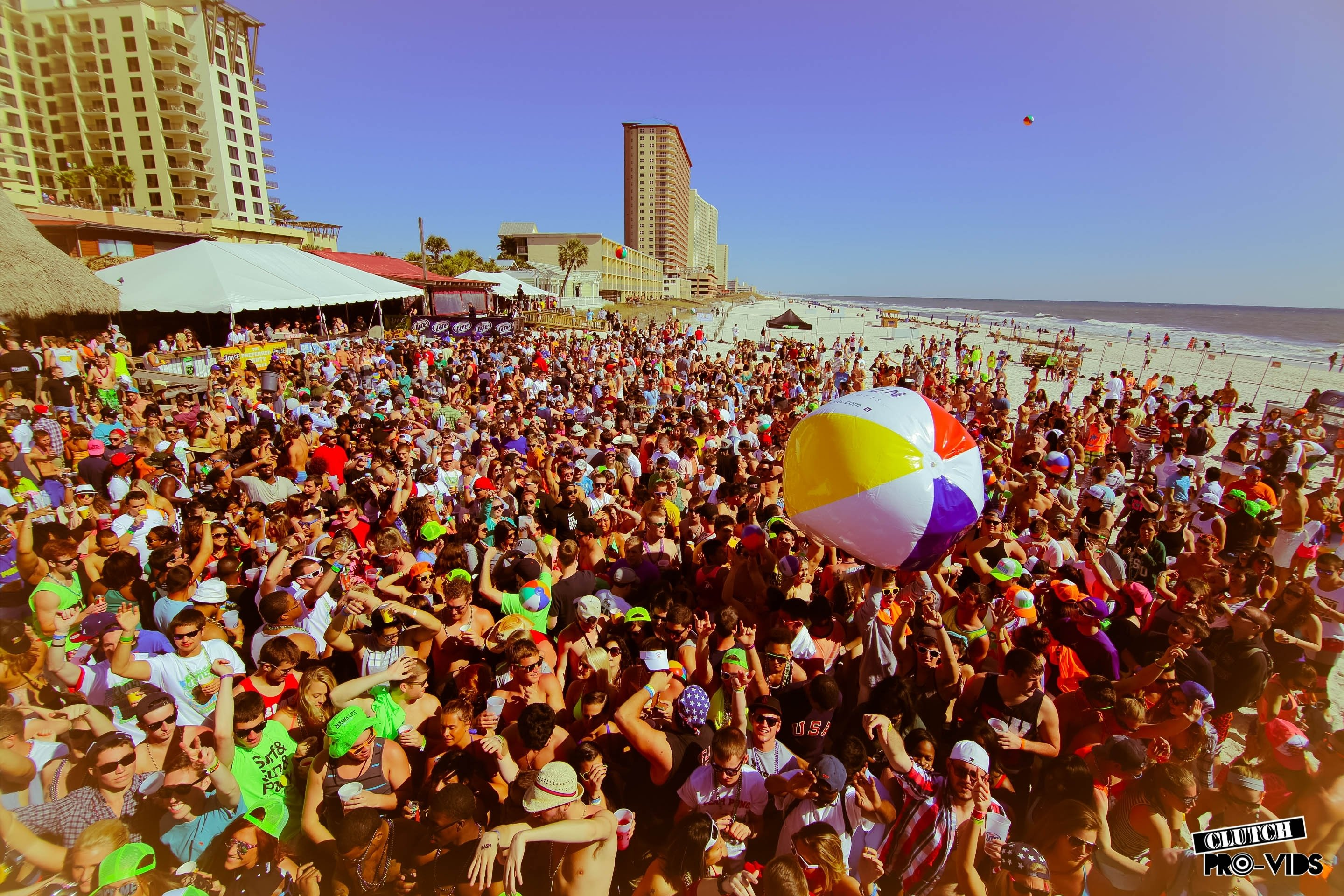 10 Perfect Spring Break Ideas For College Students 10 popular spring break spots for college students 2020