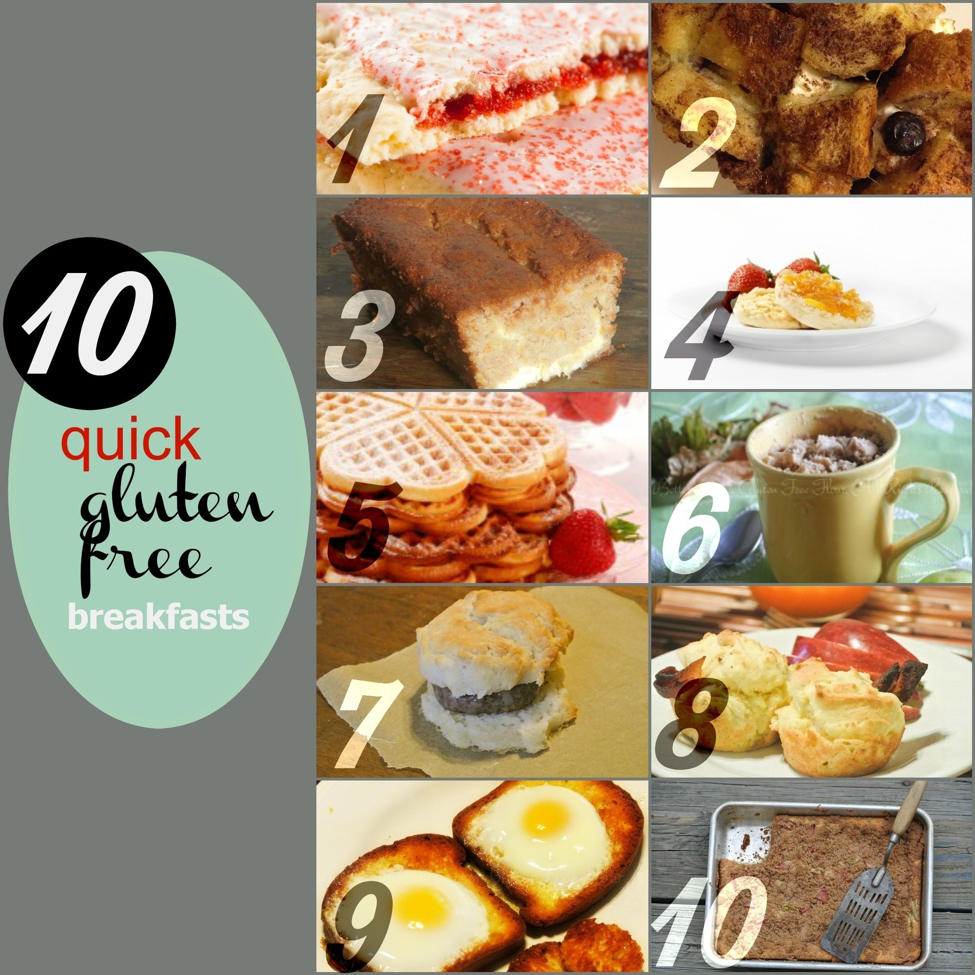 10 Spectacular Gluten Free Breakfast Ideas Quick 10 quick and easy breakfast ideas better batter gluten free flour 2021