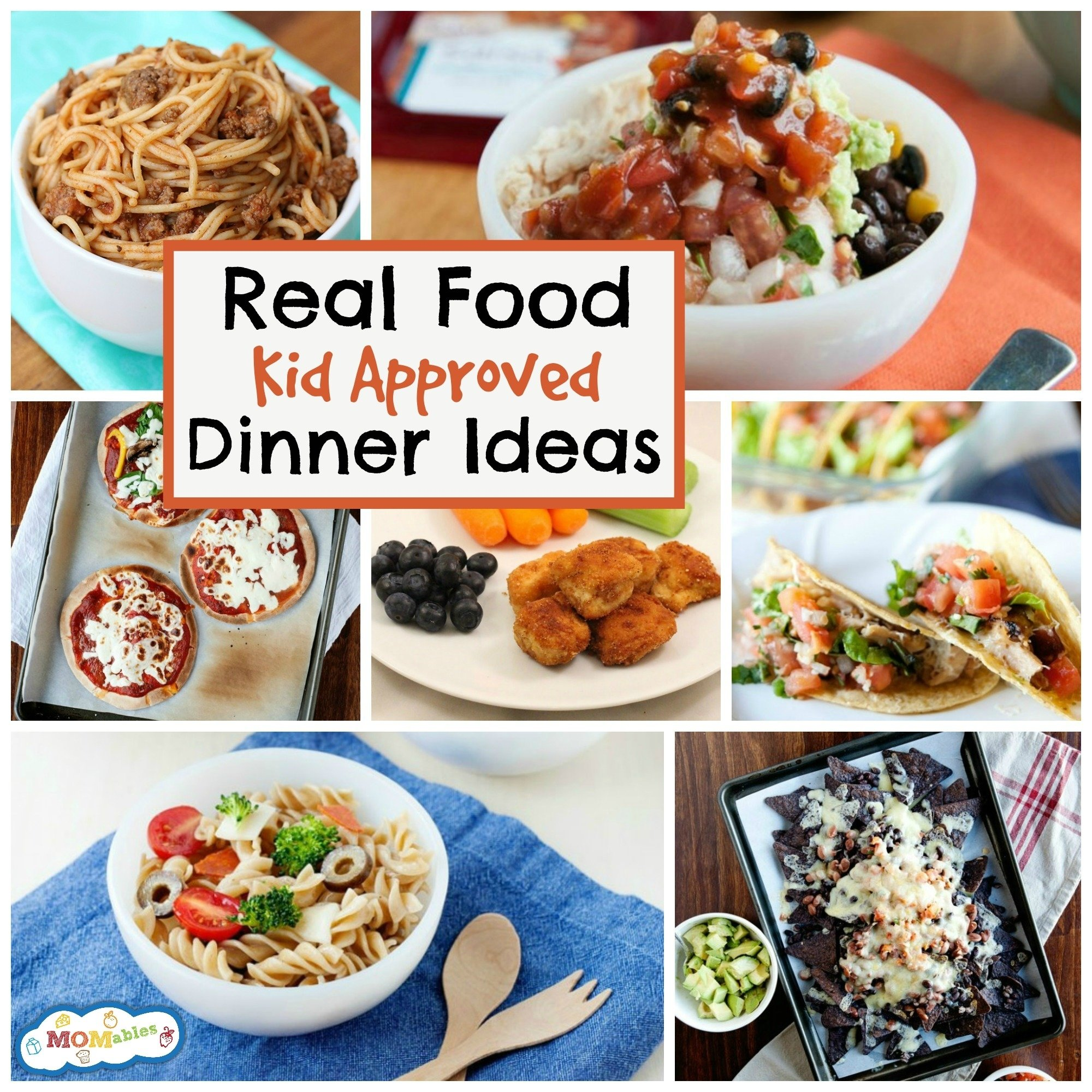10 Stylish Good Dinner Ideas For Kids 10 real food kid approved dinner ideas 1 2020