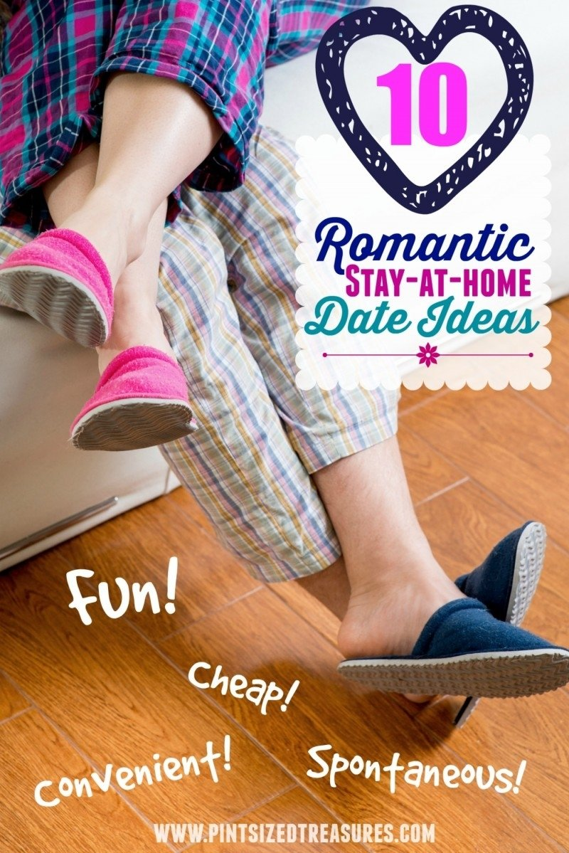 10 Wonderful Romantic Stay At Home Date Ideas 10 romantic stay at home date ideas c2b7 pint sized treasures 2020