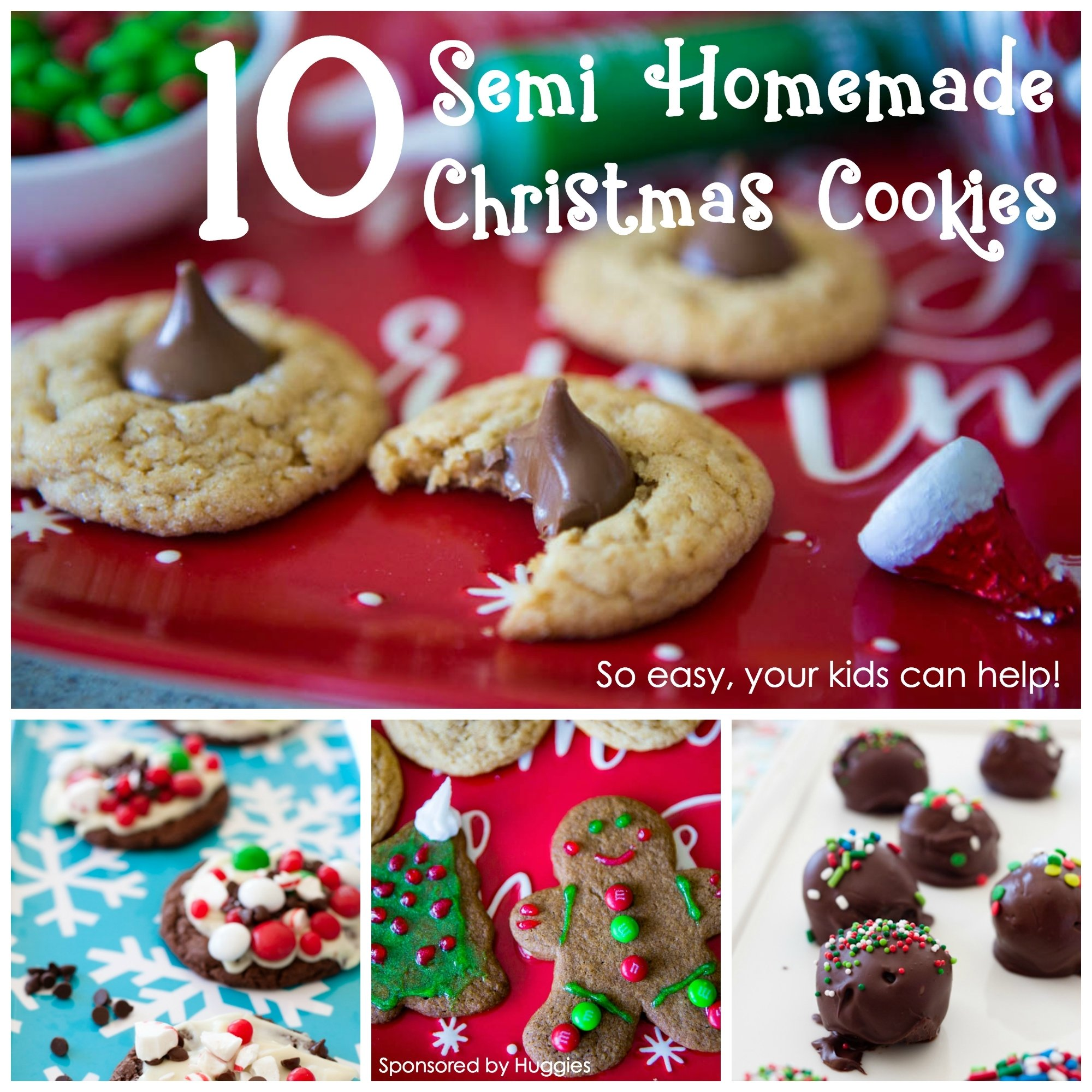 10 Perfect Christmas Cookie Ideas For Kids 10 semi homemade christmas cookies that will save your sanity 2021