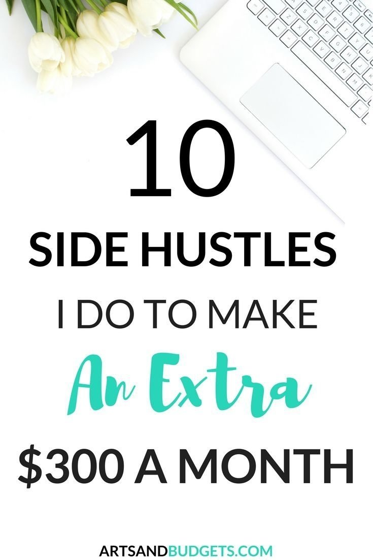 10 side hustles i have done to make extra money | extra money