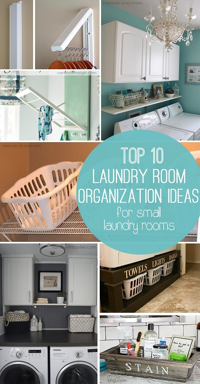 10 Great Small Laundry Room Storage Ideas 10 storage ideas for small laundry rooms scattered thoughts of a 2021