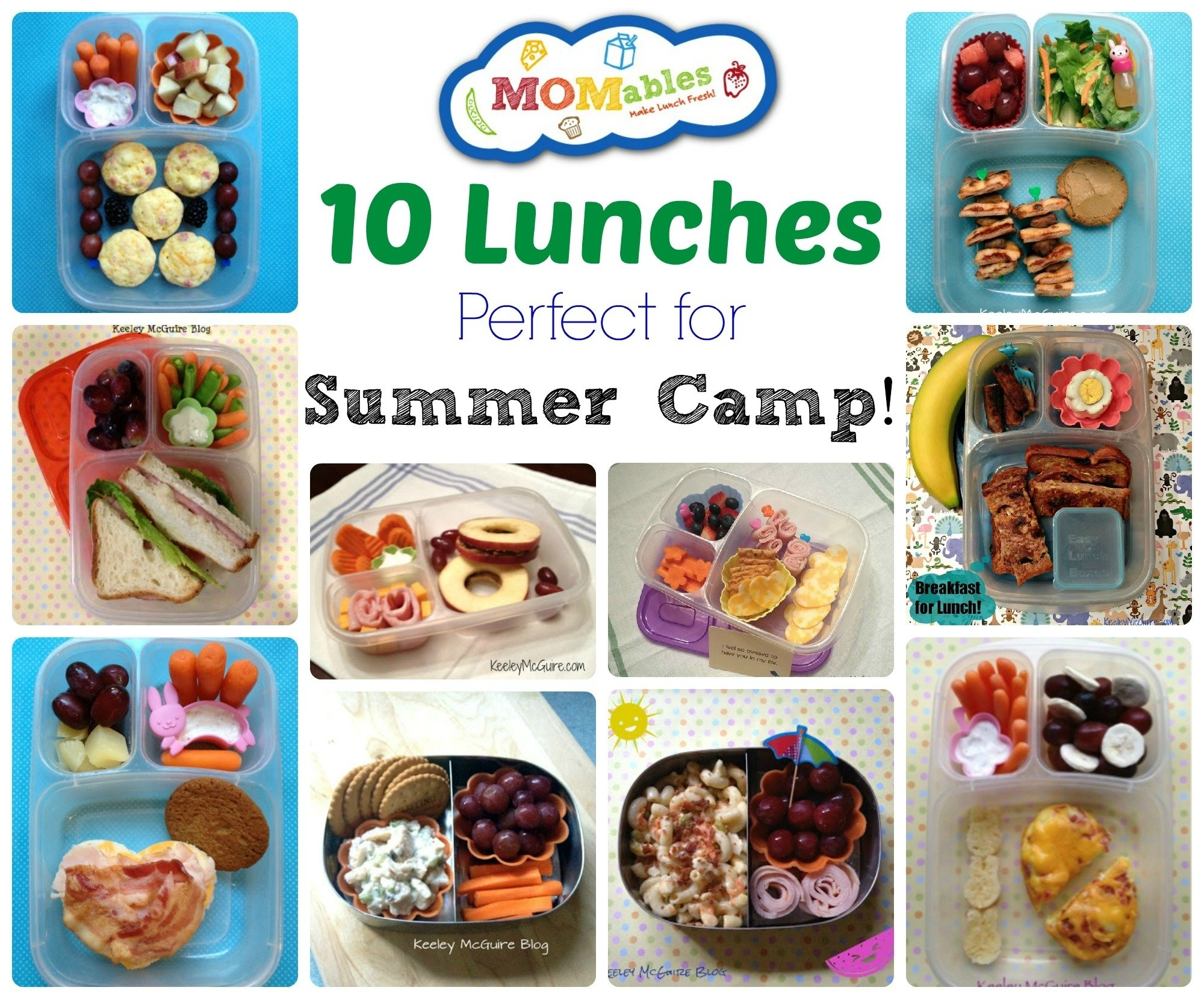 10 Trendy Summer Lunch Ideas For Kids 10 summer camp lunch ideas and recipes 2020