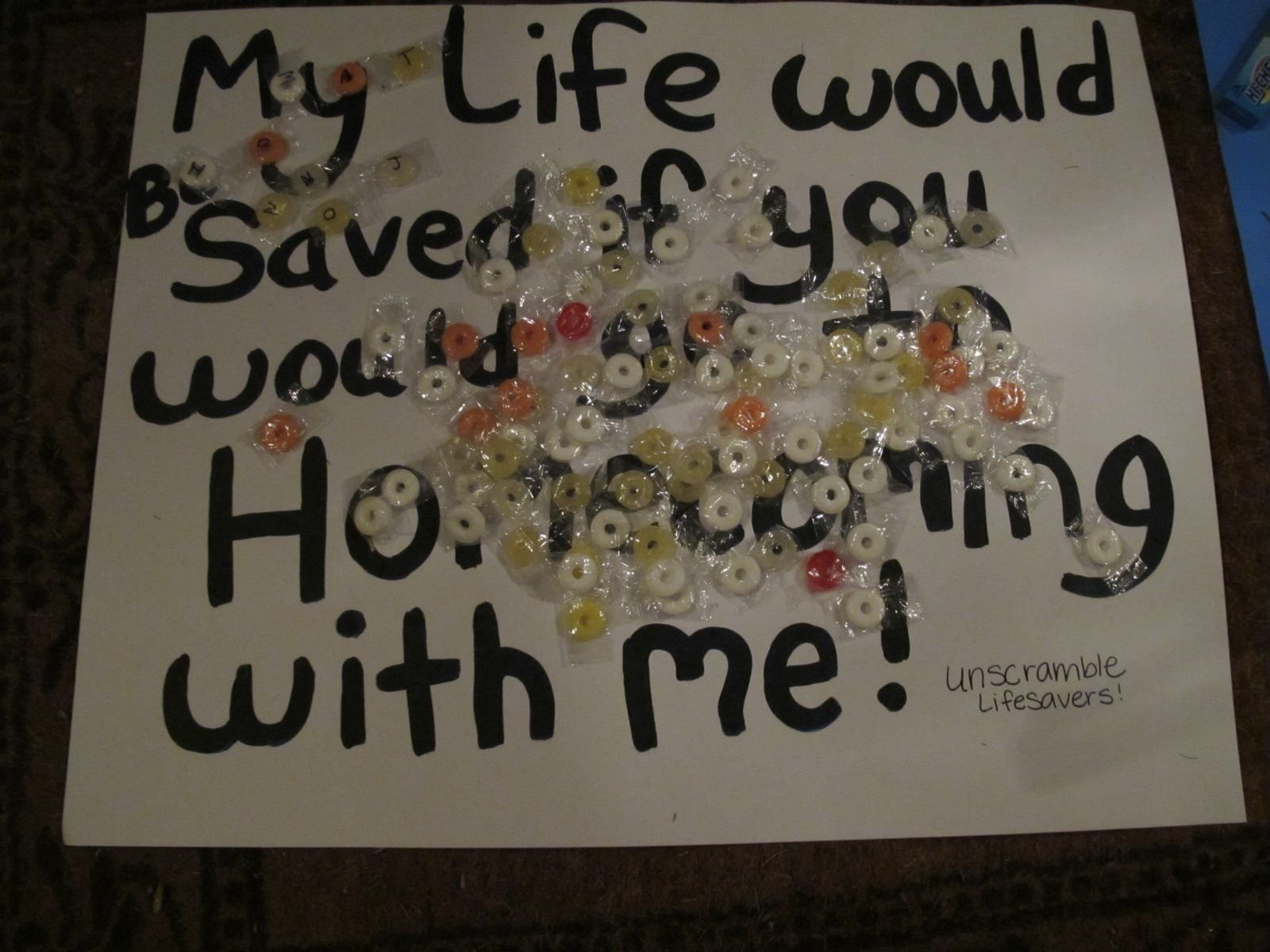 10 Pretty Cute Homecoming Ideas Asking Girl 10 super cute ways to get asked to homecoming homecoming prom and 1 2020