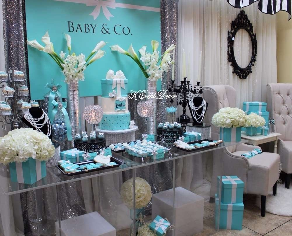 10 Pretty Candy Table Ideas For Baby Shower 10 sweet table ideas for baby shower lovely candy decoration dessert