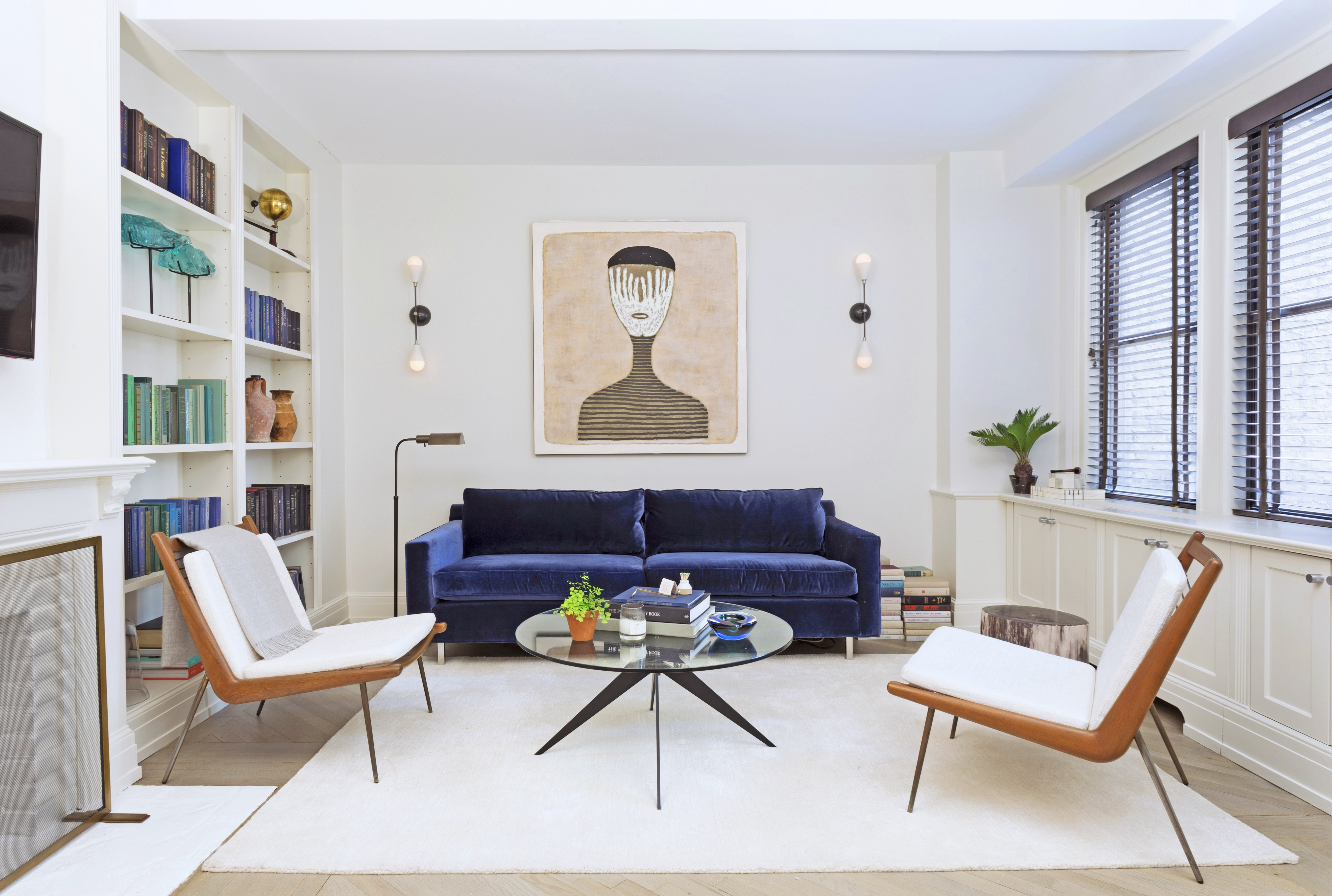 10 tips for decorating small spaces - architectural digest