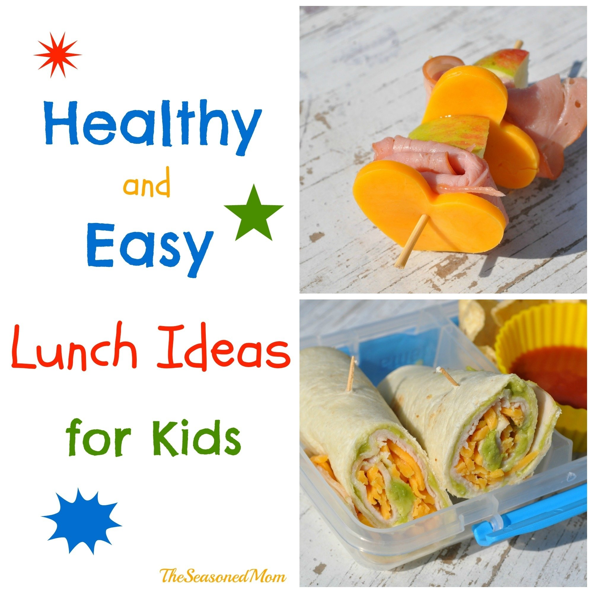 10 Attractive Easy Healthy Lunch Ideas For Kids 10 toddler and little kid breakfast ideas the seasoned mom healthy 2020
