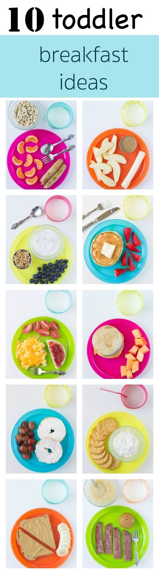10 Most Recommended Healthy Breakfast Ideas For Toddlers 10 toddler breakfast ideas culinary hill food e licious 2020