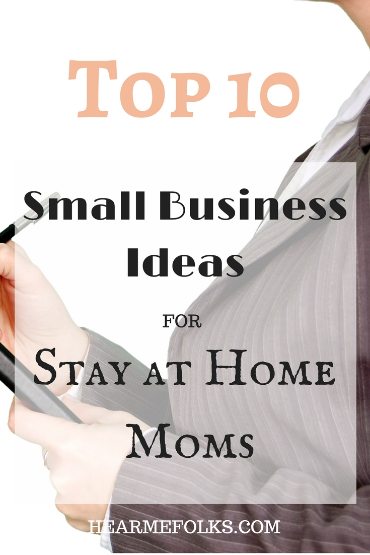 10 Pretty Small Business Ideas For Women