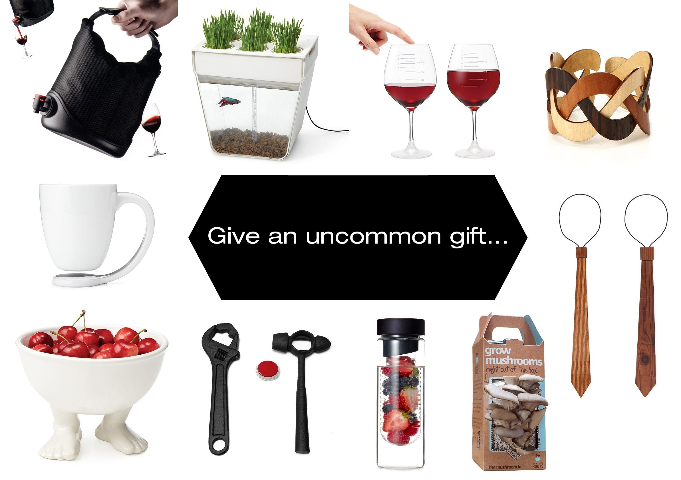 10 uncommon gifts for someone who has everything - design milk