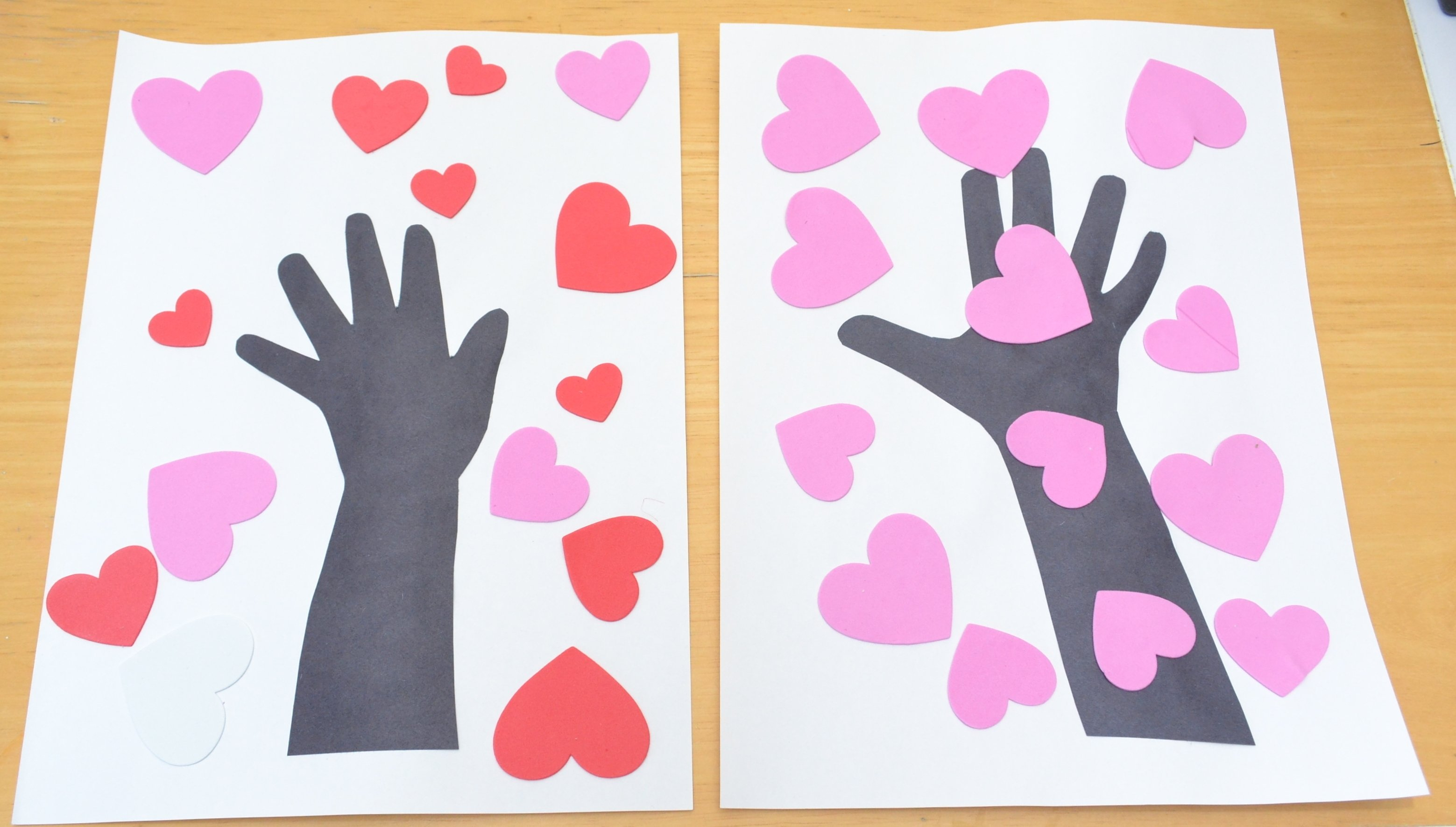 10 valentines day crafts for preschoolers