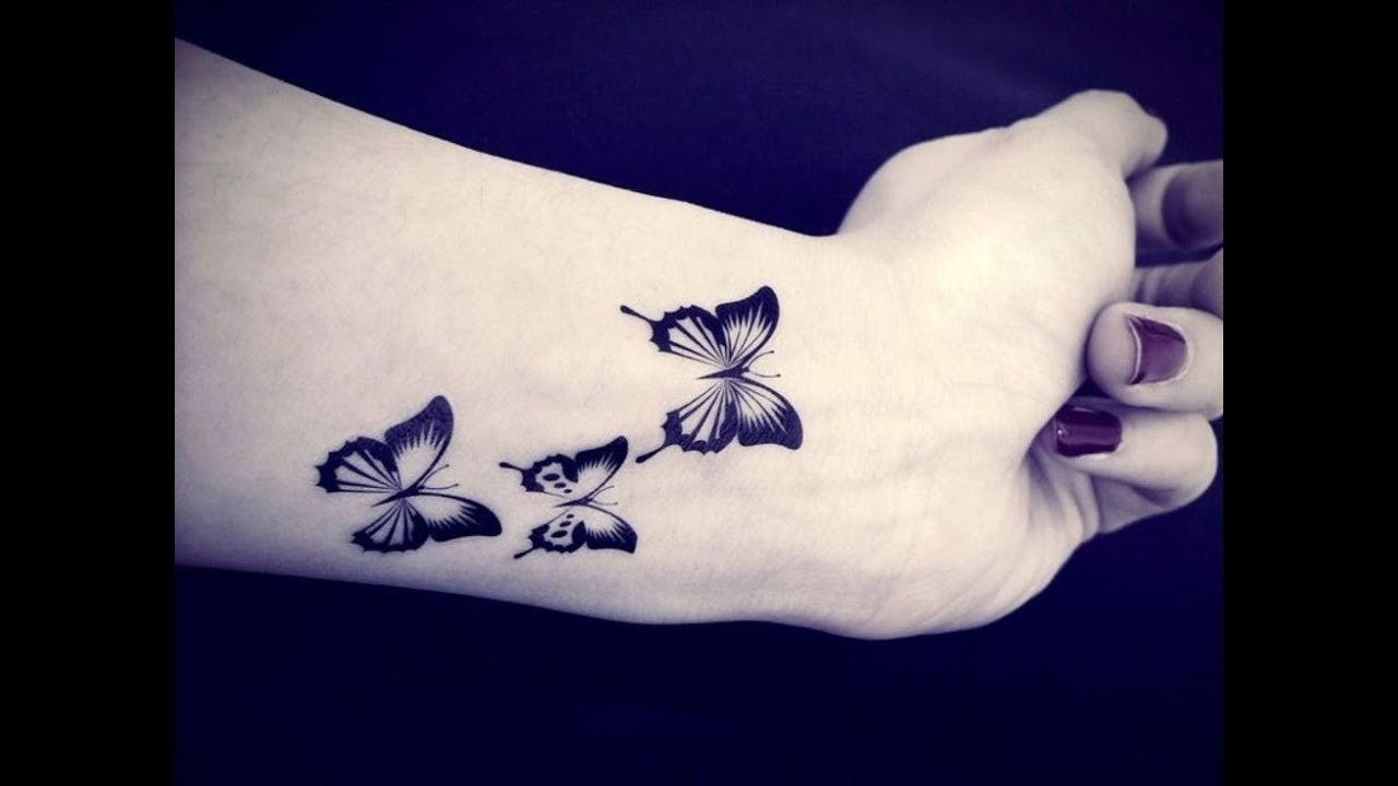 10 Elegant Small Tattoo Ideas For Girls 10 wrist tattoos for girls women 10 small tattoos for girls women