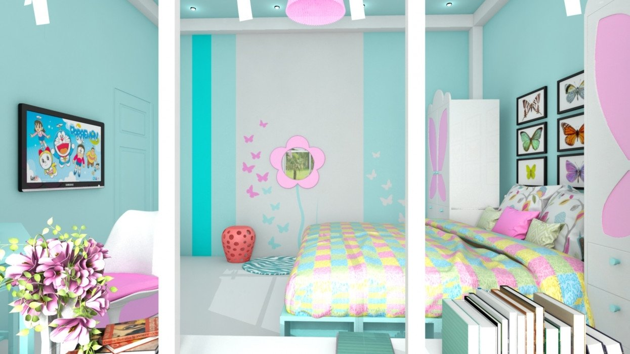 10 Pretty 10 Year Old Bedroom Ideas 10 year old girl bedroom ideas bedroom interior decorating 2020