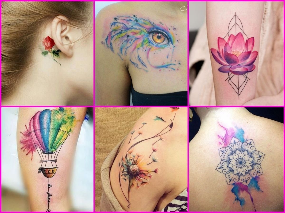 10 Spectacular Best Tattoo Ideas For Women 100 best watercolor tattoo ideas for women new ideas best tattoo 2020