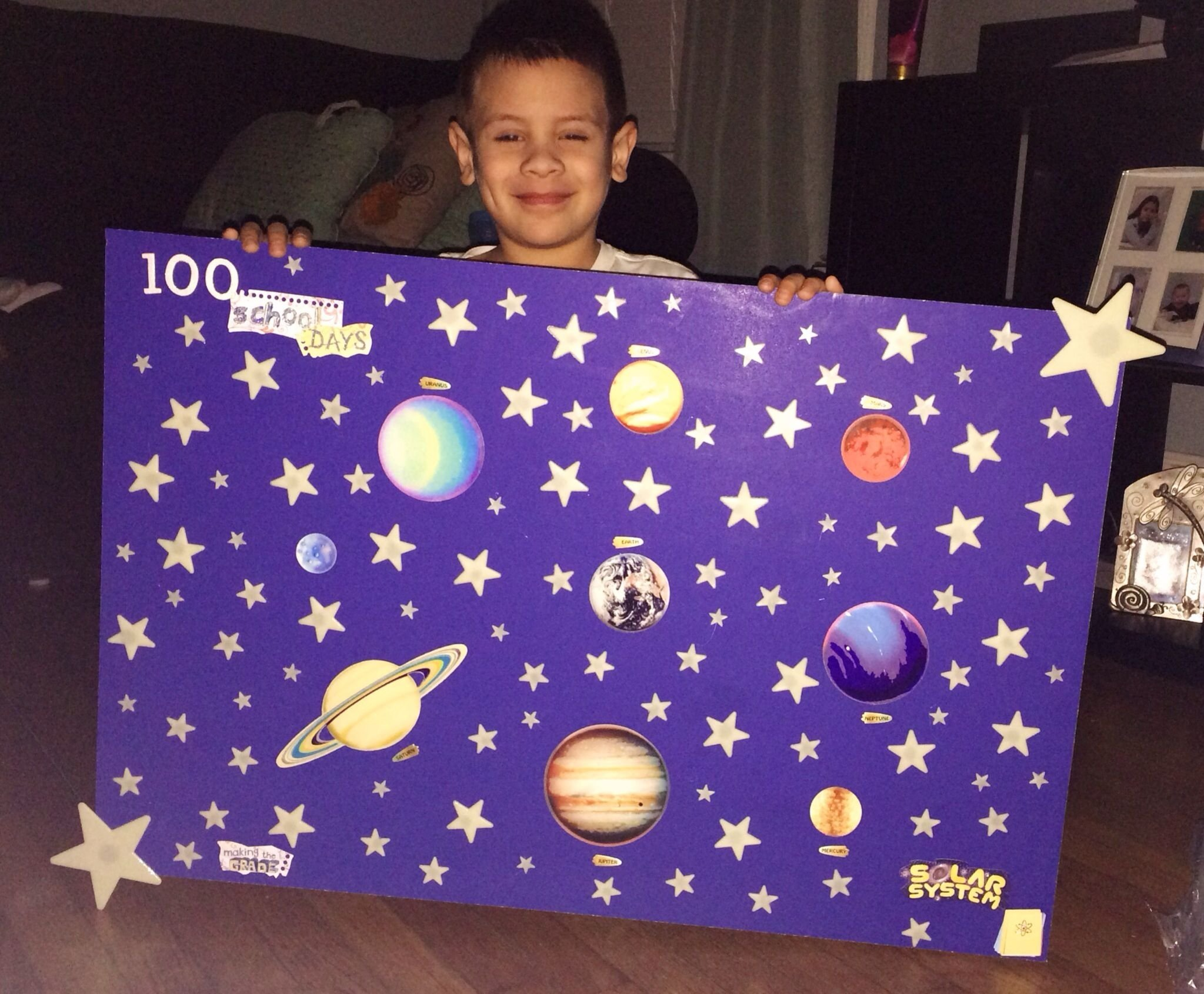 10 Perfect Ideas For 100 Days Of School Project 100 days of school project creative ideas pinterest school 2021