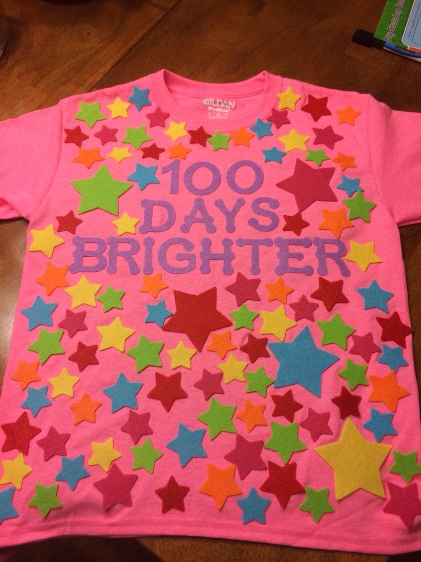10 Fabulous 100Th Day Of School T Shirt Ideas 100 days of school shirt sam is ready sam stuff pinterest 1 2021