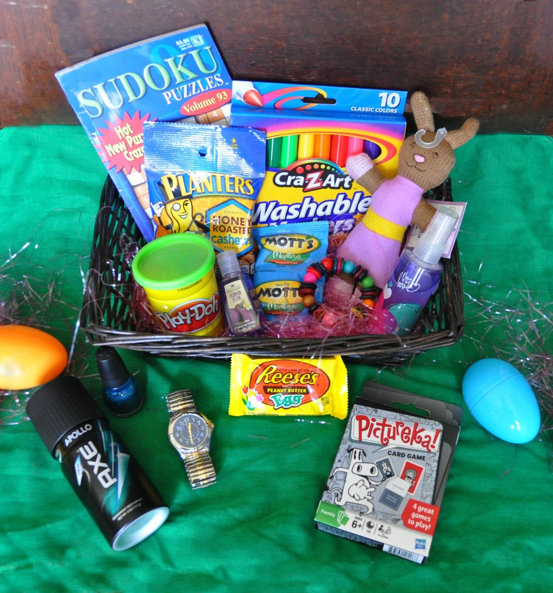 100+ easter basket stuffer ideas | mommysavers
