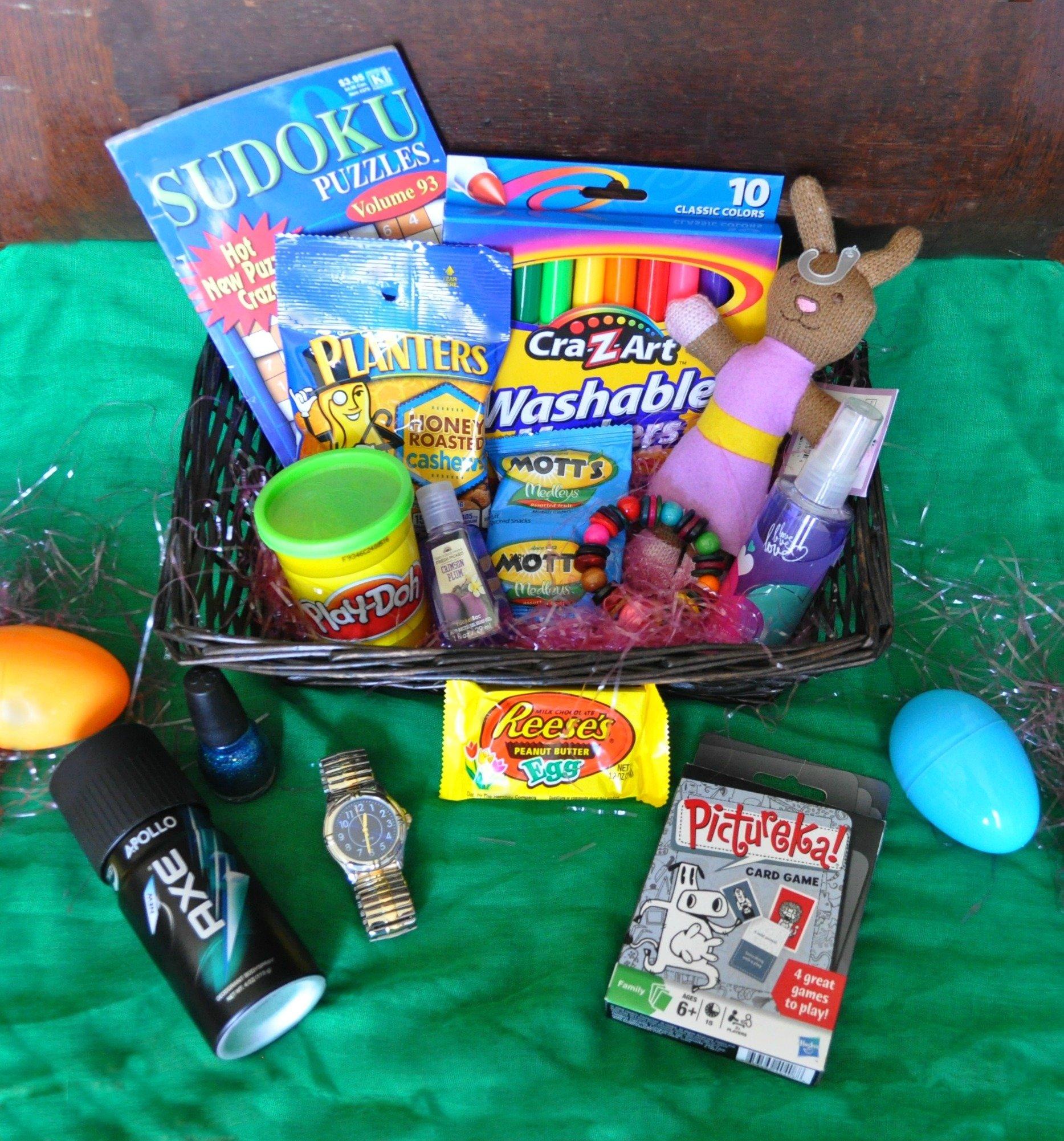10 Most Popular Easter Basket Ideas For Teenagers 100 easter basket stuffer ideas mommysavers 2021