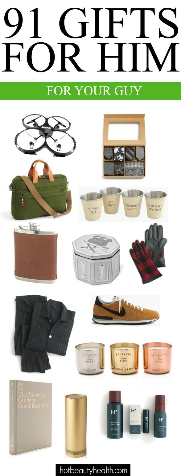 10 Stunning Gift Ideas For Young Men 100 gift ideas for the guys in your life easy gifts gift and sons 2 2021
