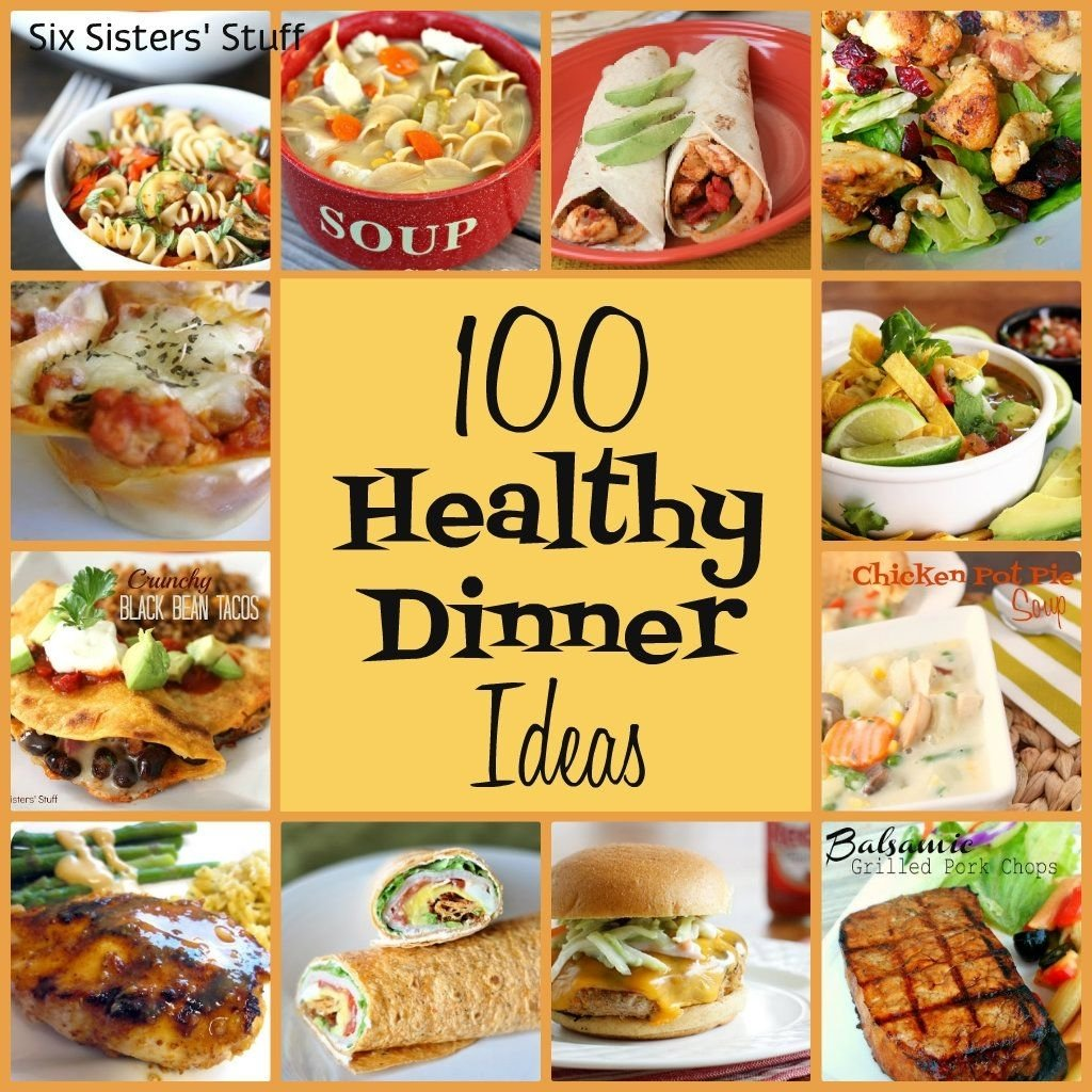 10 Nice Cheap Dinner Ideas For 2 100 healthy dinner ideas from start your new year off right with 2020