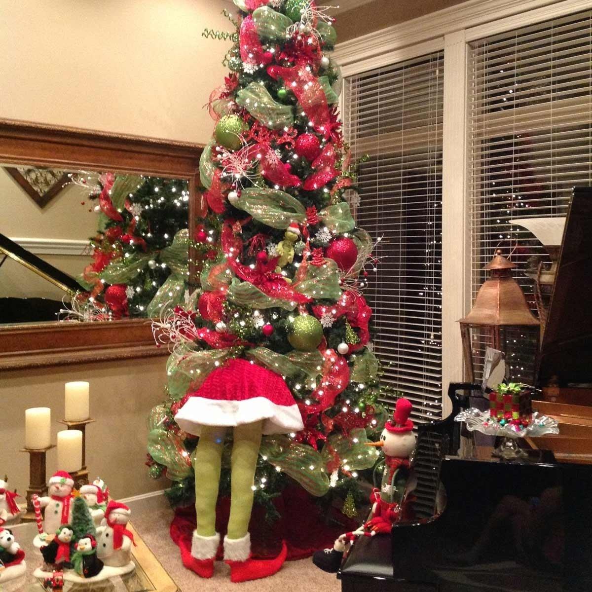 10 Stylish Christmas Tree Decorating Ideas Pictures 100 incredible christmas tree decorating ideas family handyman 2