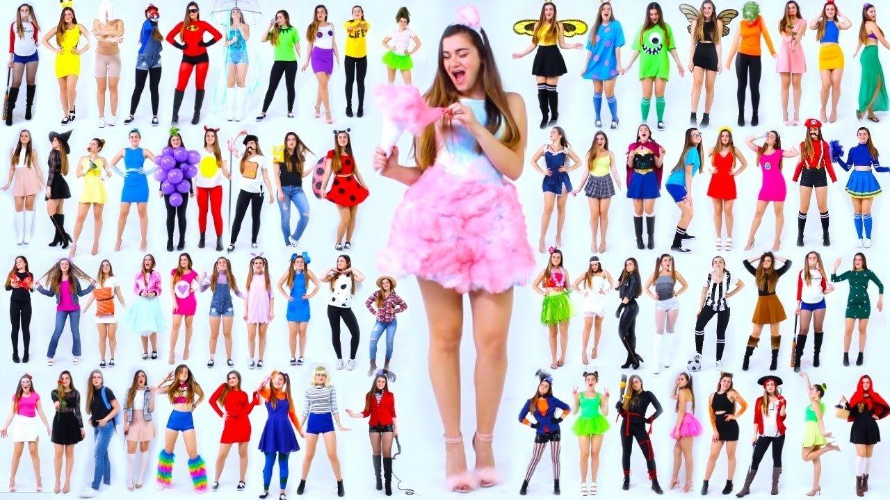 10 Ideal Last Minute Halloween Costumes Ideas 100 last minute diy halloween costume ideas youtube
