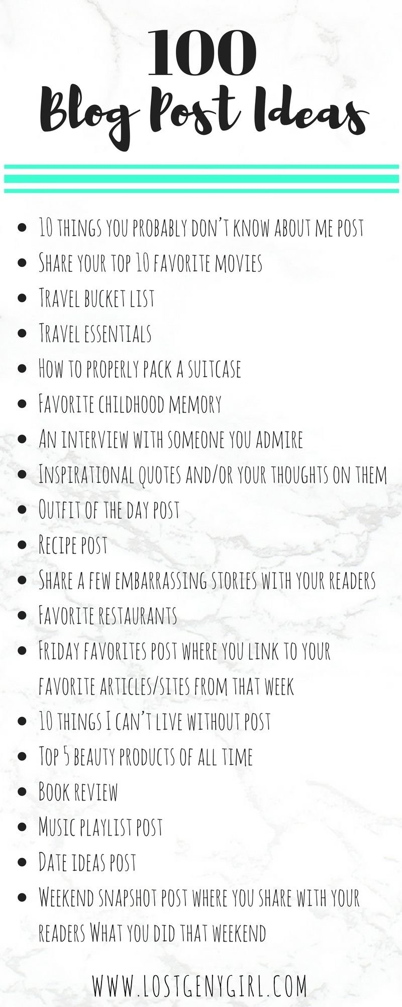 10 Wonderful Ideas For A Youtube Video 100 lifestyle blog post ideas lifestyle blog lifestyle and blogging 2 2020
