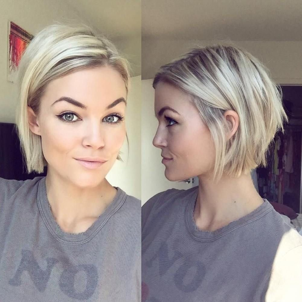 10 Lovely Hair Ideas For Thin Hair 100 mind blowing short hairstyles for fine hair chin length bob 2020