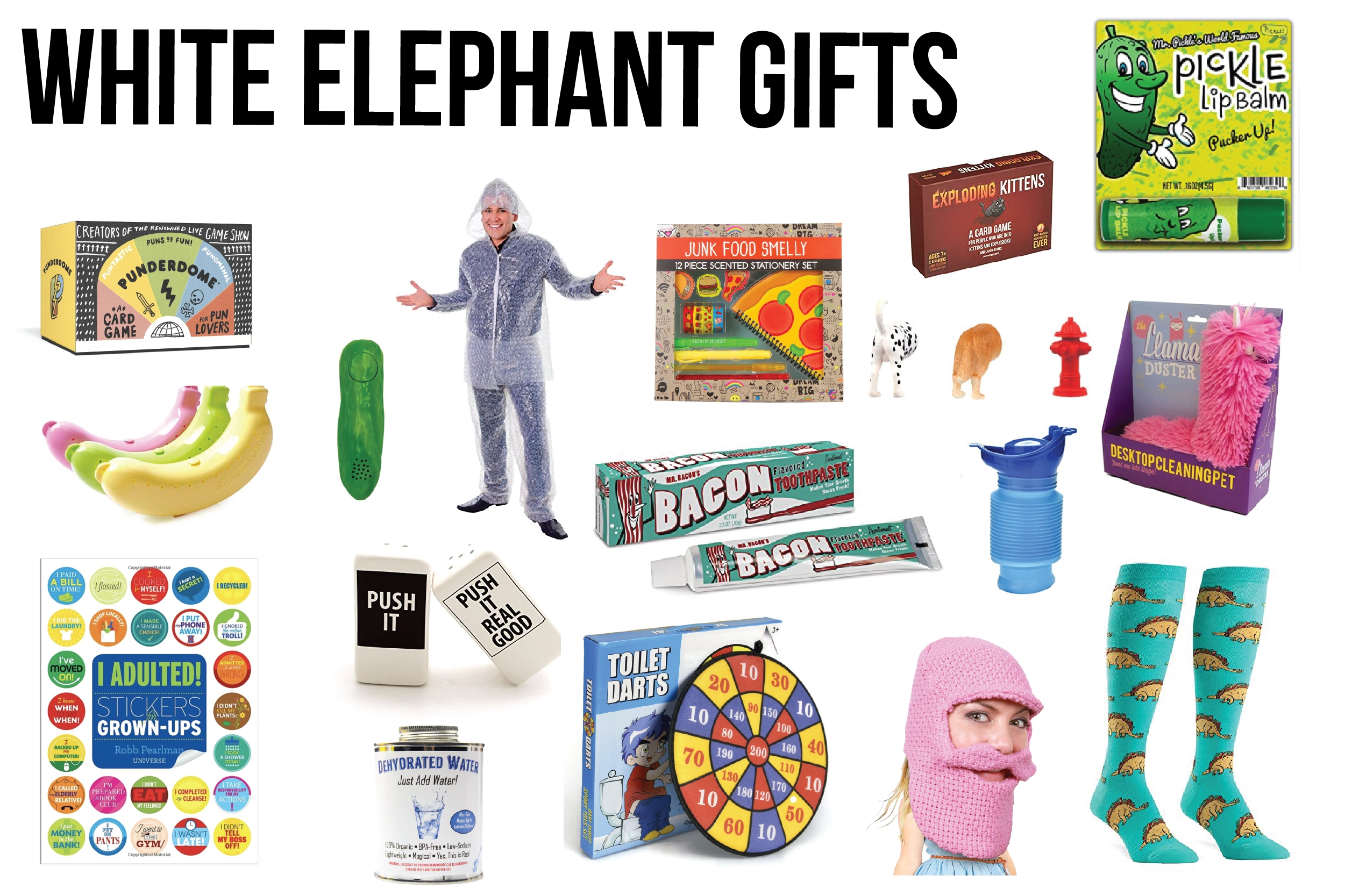 10 Attractive Top White Elephant Gift Ideas 100 of the best white elephant gifts other gift ideas play 1 2020