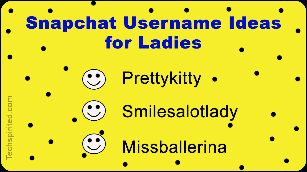 10 Fashionable Instagram Username Ideas With Your Name 100 really good snapchat username ideas 2020