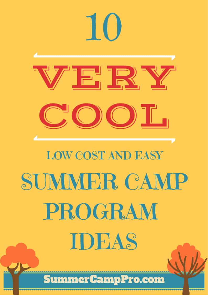 10 Most Popular Ideas For Summer Camp Themes 100 summer camp themes summer camp programming 1 2020