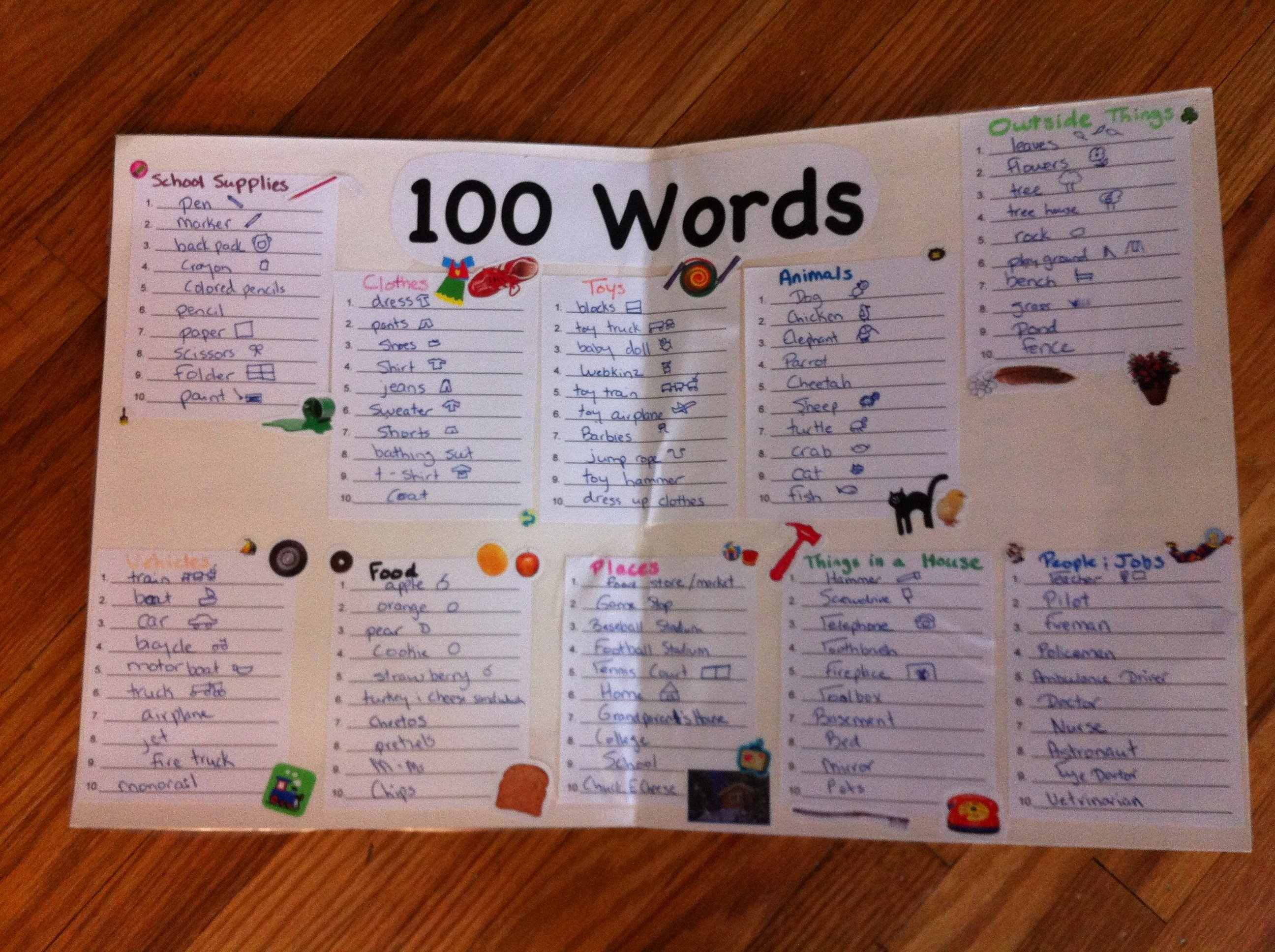 10 Cute 100Th Day Of School Poster Ideas 100th day activity perfect for older kids seasonal teaching