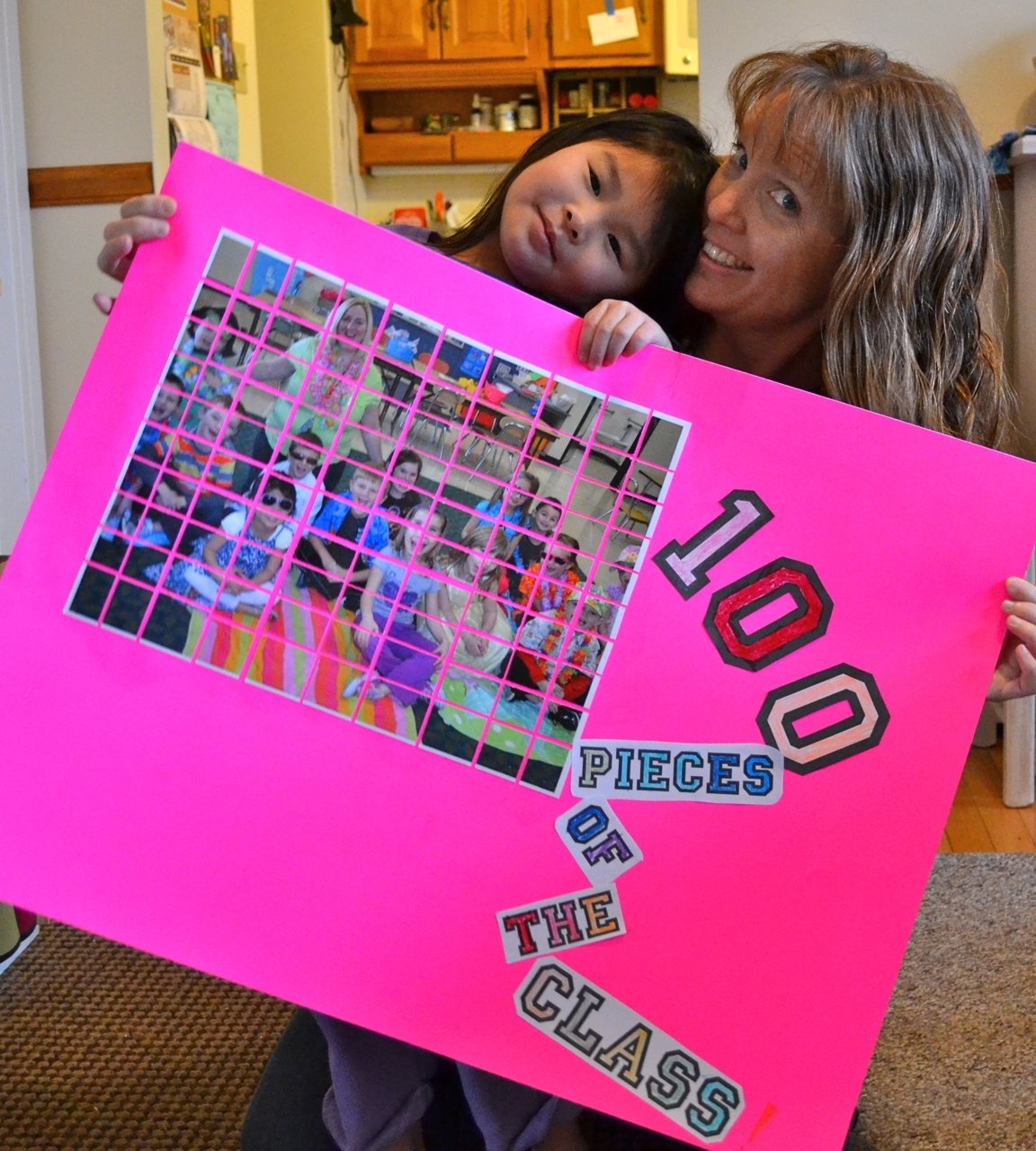 10 Cute 100Th Day Of School Poster Ideas 100th day pressed but not crushed