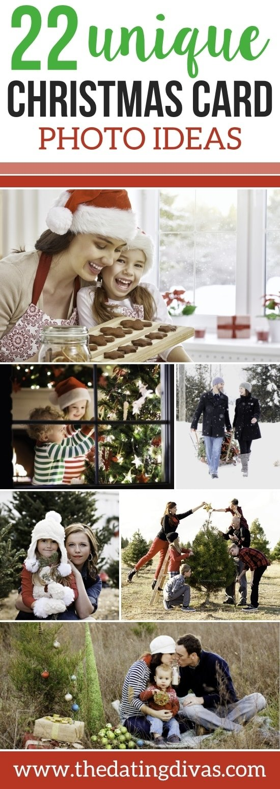 10 Fantastic Picture Ideas For Christmas Cards 101 creative christmas card ideas the dating divas 2