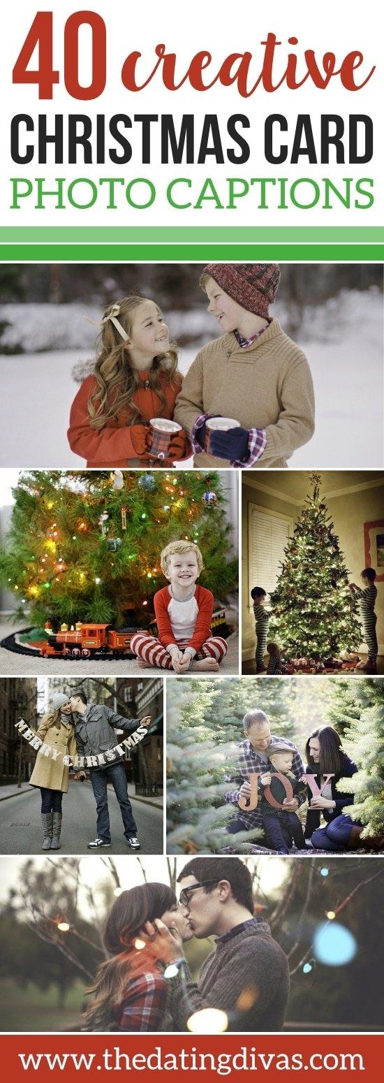 dating divas christmas card ideas